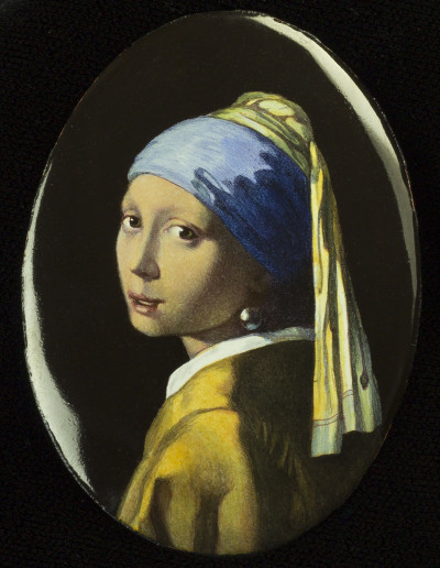 'Girl with a Pearl Earri...