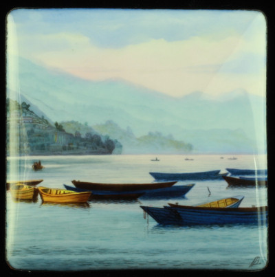 Choose any Boat. Pokhara...